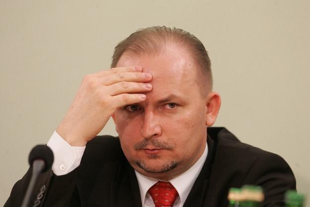 Robert Węgrzyn, fot. Piotr Kowalczyk /Agencja SE/East News
