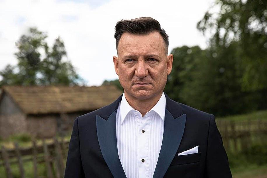 Robert Więckiewicz na planie nowego filmu Wojciecha Smarzowskiego /Studio Metrage /Materiały prasowe