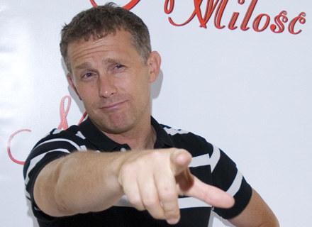 Roberta Moskwę czeka trening karate z prawdziwym mistrzem fot.P.Przybyszewski /MWMedia
