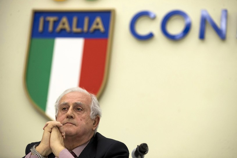 Roberto Fabbricini /PAP/EPA