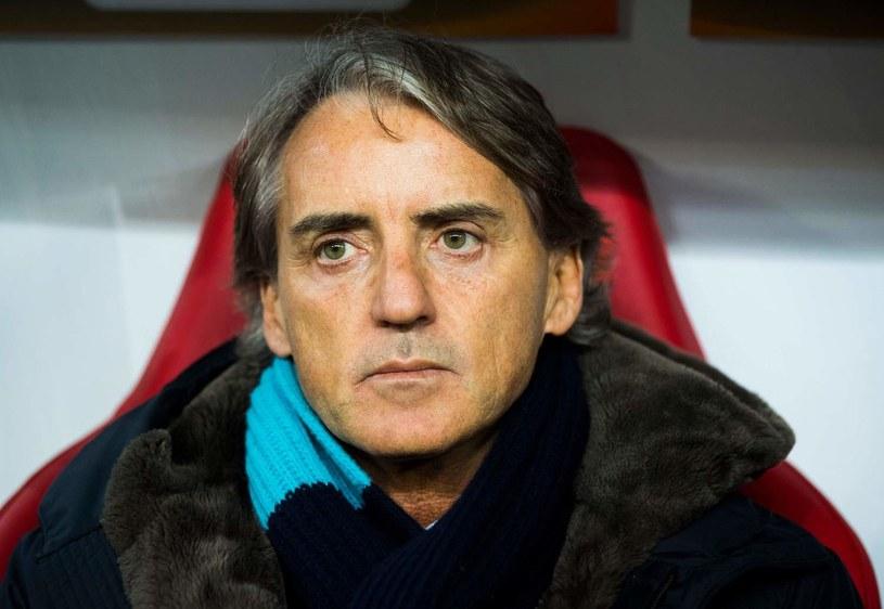 Roberto Mancini /AFP