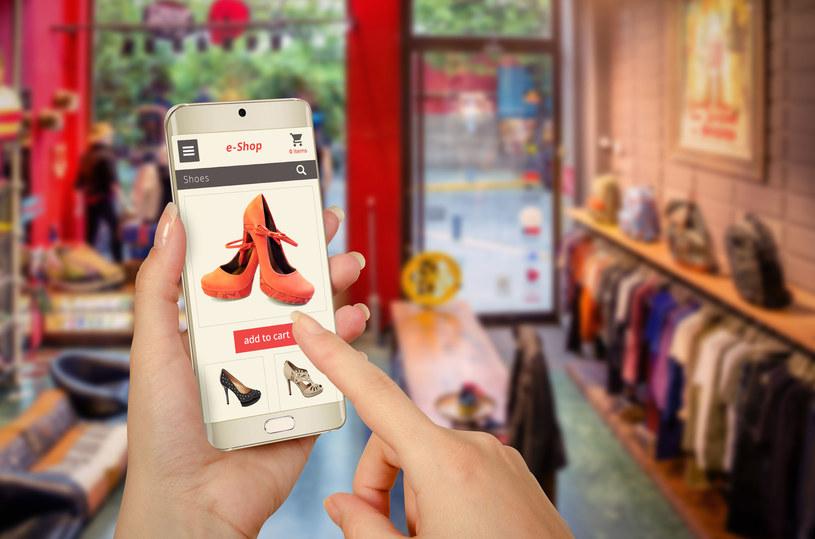 Robiąc zakupy w internecie trzeba pamiętać o bezpieczeństwie transakcji /123RF/PICSEL