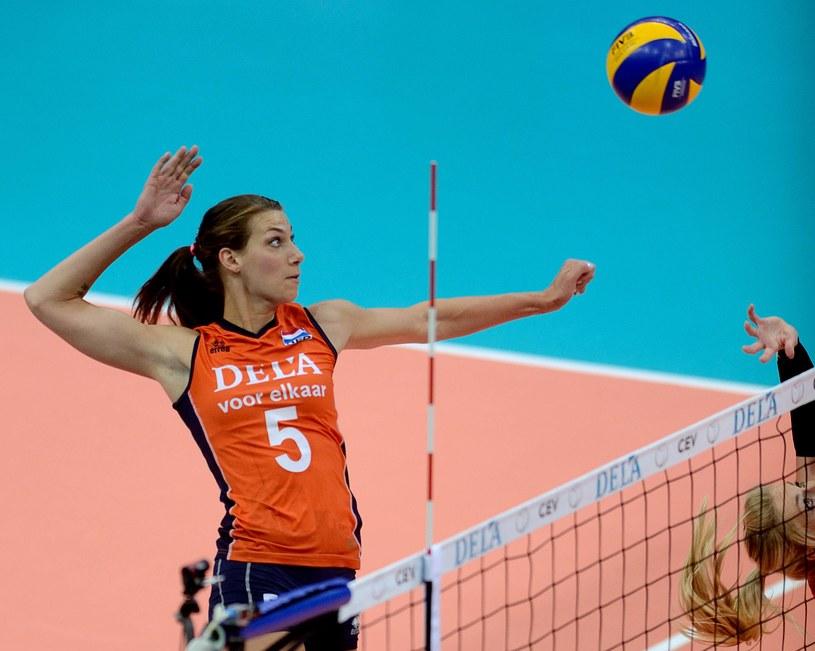 Robin de Kruijf /FotoHoogendoorn / Pim Waslander / Foto Olimpik / newspix.pl /Newspix