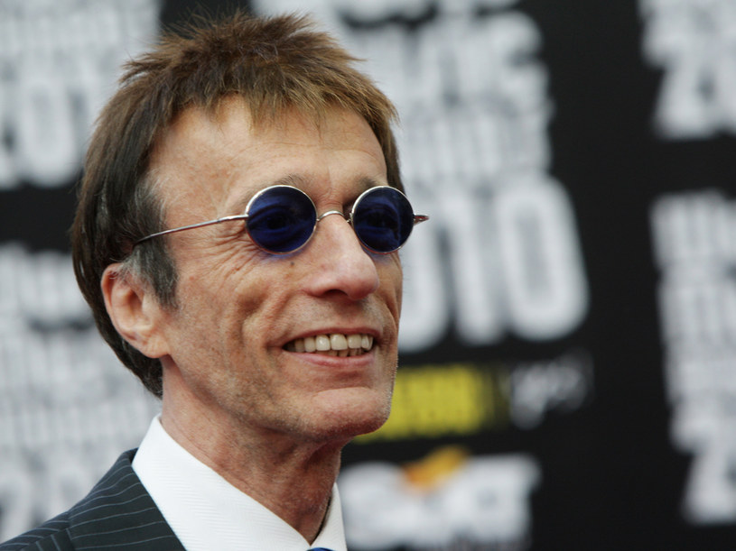Robin Gibb odwiedzi Warszawę już 29 maja   /Getty Images/Flash Press Media