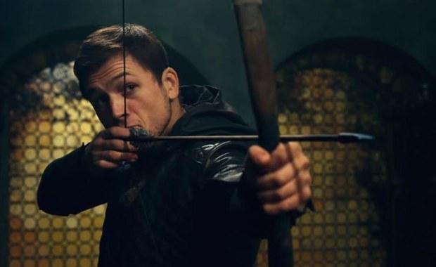 """""""Robin Hood"""". W obsadzie Taron Egerton, Jamie Foxx, córka Bono - Eve Hewson i Jamie Dornan"""