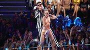 Robin Thicke już nie chce występować z Miley Cyrus