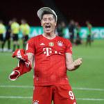 Robin van Persie chciałby Złotej Piłki dla Roberta Lewandowskiego
