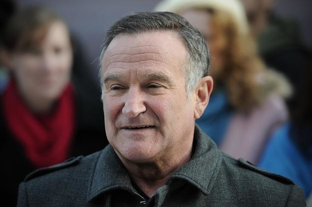 "Robin Williams gra w ""Happy Feet: Tupot małych stóp 2"" /AFP"