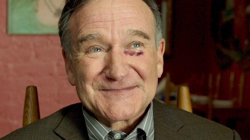 """Robin Williams swoją ostatnią w życiu rolę zagrał w """"Bulwarze"""" /materiały prasowe"""