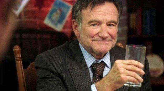 "Robin Williams w filmie ""A Merry Friggin' Christmas"" /materiały dystrybutora"