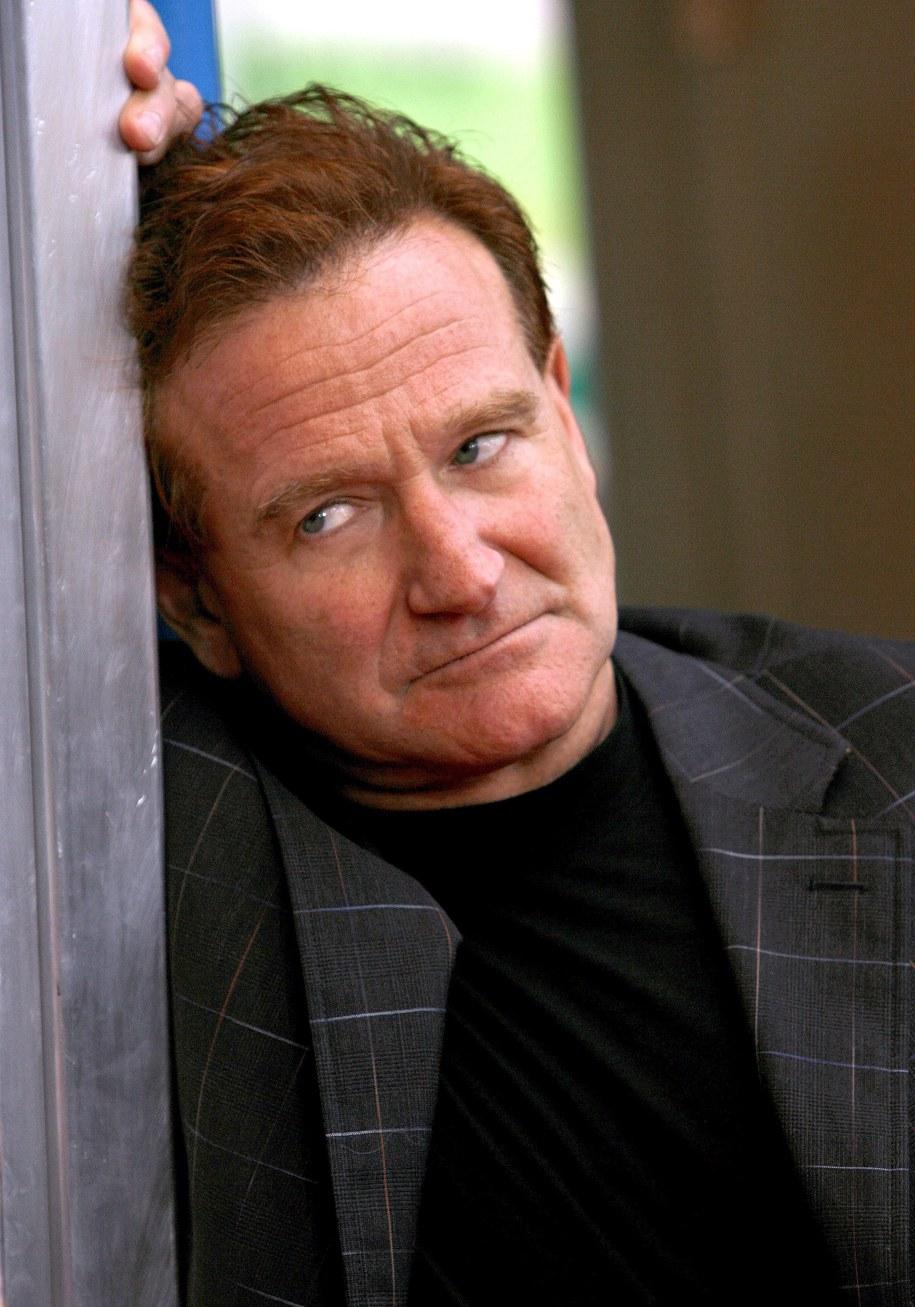 Robin Williams /PAUL BUCK  /PAP/EPA