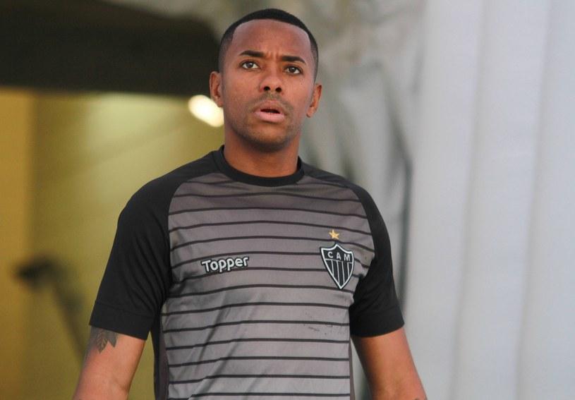 Robinho ma problemy poza boiskiem, ale w nowym klubie znowu zaczął strzelać /East News