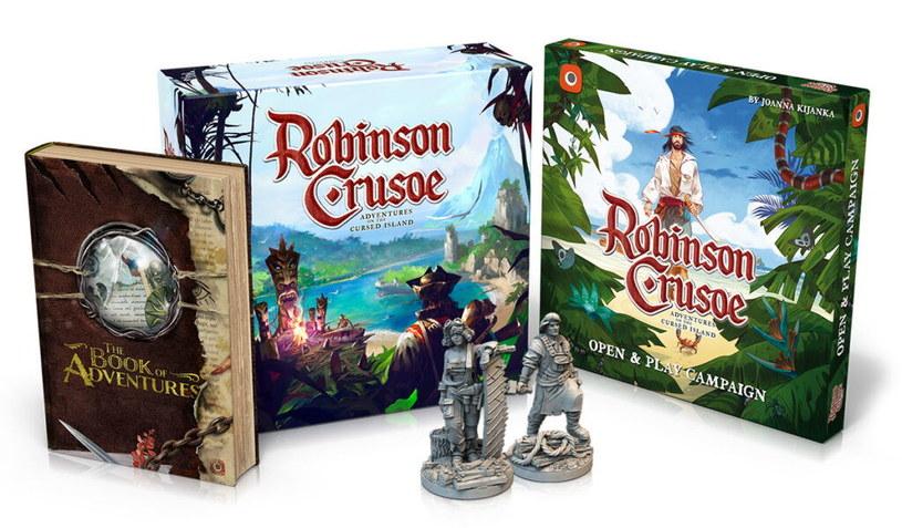 Robinson Crusoe: Edycja Kolekcjonerska /materiały prasowe