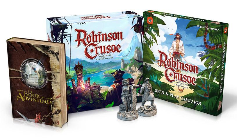 Robinson Crusoe: Przygoda na Przeklętej Wyspie /materiały prasowe