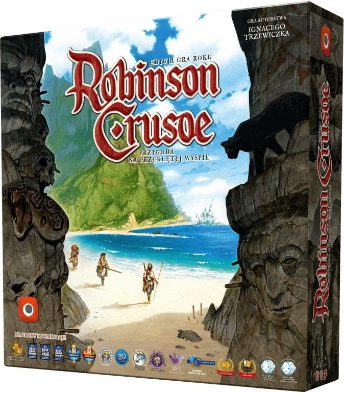 Robinson Crusoe /materiały prasowe