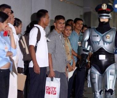 Robot będzie pilnował koreańskich więźniów