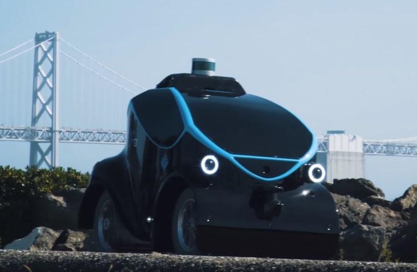 Robot będzie wyposażony w kamerę 360 /YouTube /Internet