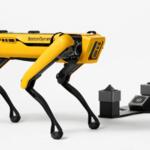 Robot Boston Dynamics, który samodzielnie się naładuje