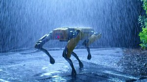Robot Boston Dynamics Spot trafia do użytku