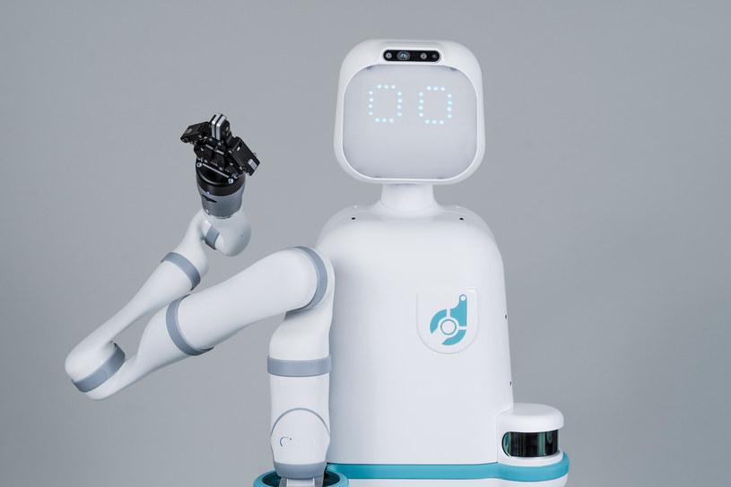 Robot Moxi /materiały prasowe