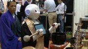 """Robot na pogrzebie zamiast mnicha. Japońska firma opracowała """"sztucznego kapłana"""""""
