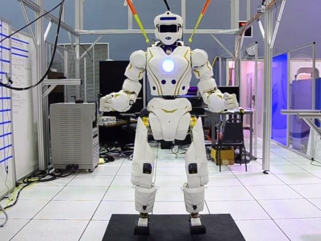 Robot o nazwie Walkiria będzie pierwszym, który odwiedzi Marsa /YouTube
