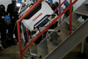 Robot Toshiby pomoże w naprawie elektrowni Fukushima