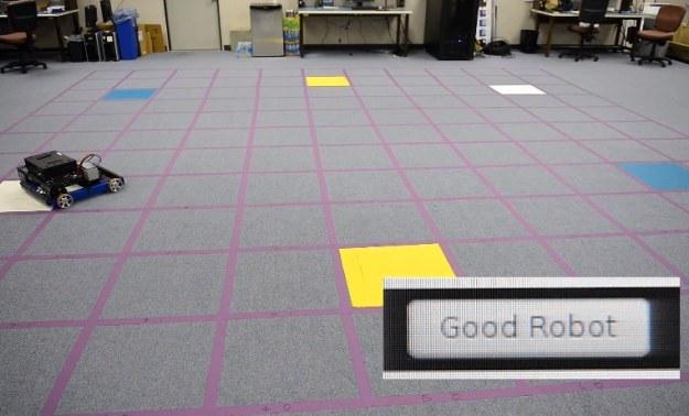 Robot wykorzystujący układ NPU.   Fot. QUALCOMMVlog /materiały prasowe