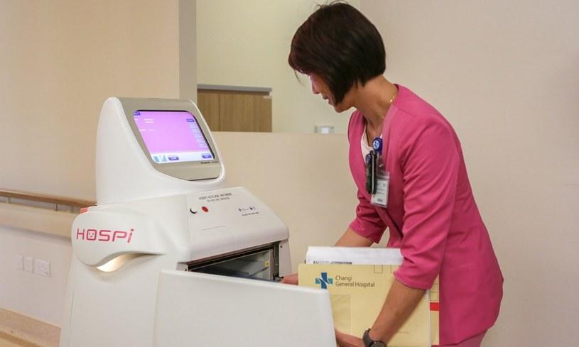 Robot zamiast pielęgniarki? W Singapurze za kilka lat to może być standard /Connected Life