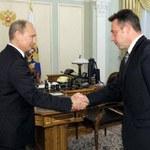 Robotnik z fabryki czołgów namiestnikiem Putina na Uralu