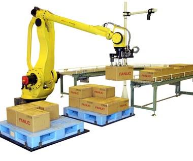 Roboty dają ludziom pracę!