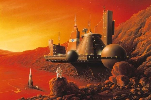 Roboty mogą przygotować dla nas inne planety do kolonizacji /NASA