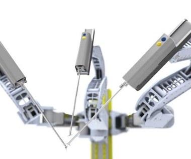 Roboty w służbie chirurgii