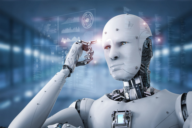 Robotyzacja to korzyść dla firm /123RF/PICSEL