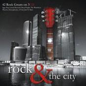 różni wykonawcy: -Rock & The City