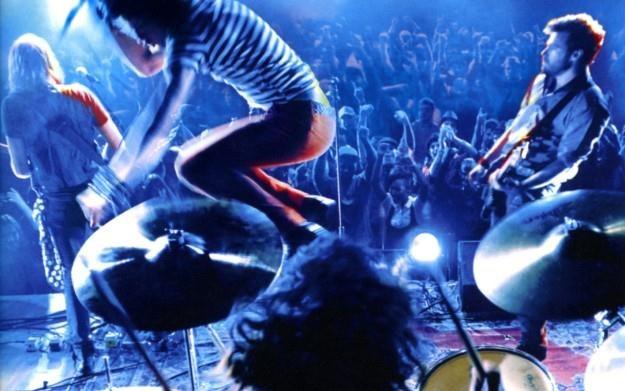 Rock Band - motyw graficzny /Informacja prasowa
