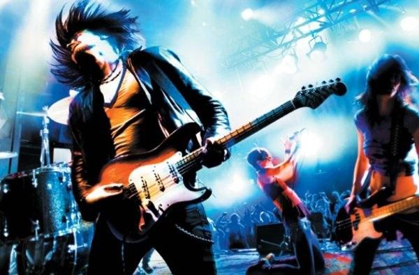 Rock Band to coraz bardziej rozpoznawalna marka /INTERIA.PL