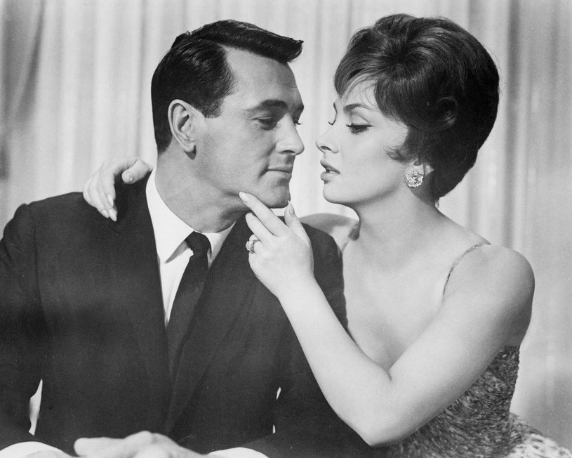 "Rock Hudson i Gina Lollobrigida w filmie ""Kiedy nadejdzie wrzesień"" (1961) /Silver Screen Collection /Getty Images"
