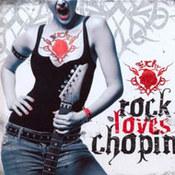 różni wykonawcy: -Rock Loves Chopin