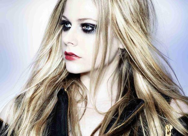 """Rockandrollowa"" Avril Lavigne /Sony Music"