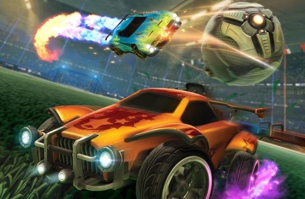 Rocket League /materiały prasowe