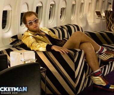 """""""Rocketman"""": Taron Egerton jako Elton John  [pierwsze zdjęcie]"""