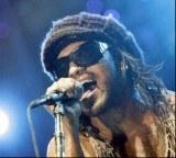 Rockman Lenny Kravitz /AFP