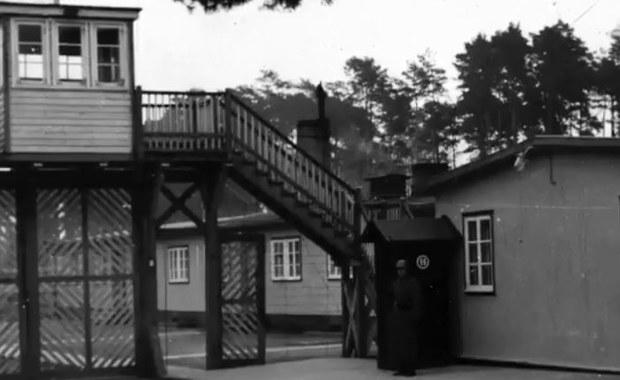 Rockowy Apel Cieni na terenie obozu koncentracyjnego Stutthof