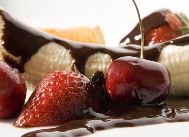 Roczne lub starsze maluchy mogą też po raz pierwszy spróbować gorzkiej czekolady /© Panthermedia