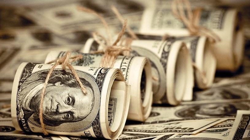 Roczne minima na parze dolar/złoty /123RF/PICSEL
