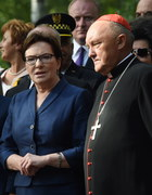 Rocznica wybuchu powstania warszawskiego: Uroczystości na Powązkach