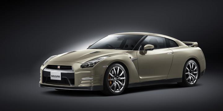 Rocznicowy Nissan GT-R /