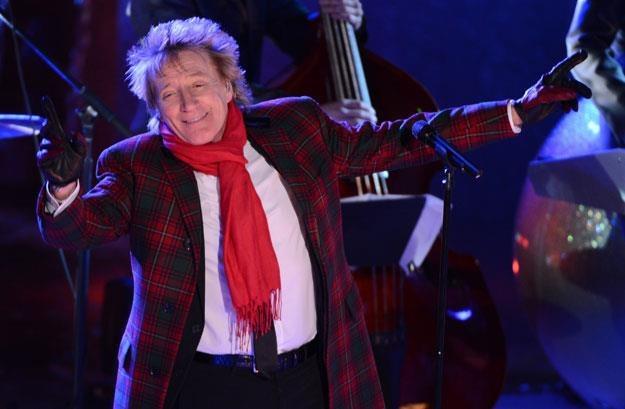"""Rod Stewart: """"Byliśmy biedni jak myszy kościelne"""" fot. Stephen Lovekin /Getty Images/Flash Press Media"""