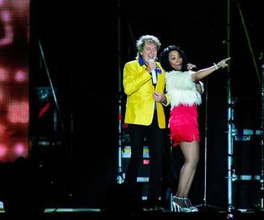 Rod Stewart po raz trzeci w Polsce - Rybnik, 14 września 2013 r.